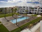 Vila Rosa Golf Apartment complex 5 min from Golf courses