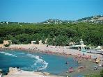 MORAIRA'S LA AMPOLLA BEACH
