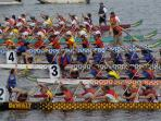 Dragon Boat races are held at the Flatwater Centre which is a short 5 minute drive from the house