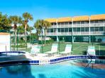 Pelican Cove Pool & Spa Area