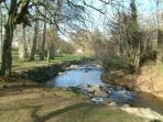 The Byes - a peaceful river walk
