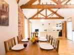 Willow Cottage Dining Area