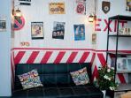 Living Room - Tami Holidays - Vittorio Veneto