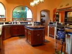 Large kitchen - a chef's dream