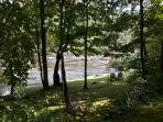 'Hiwassee River at your backdoor'