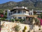 Beautiful Nazli, situated on a quiet access lane
