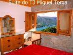 Quarto Miguel Torga, com vista de sonho.
