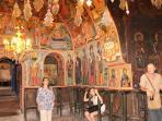 Visiting an Ortodox church