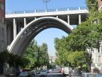 Viaduct calle Segovia