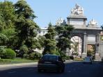Puerta de Toledo, closest tube station