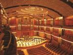 Great news for the music enthusiasts! Petronas Philharmonic Hall is also nearby.