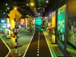 Traveling with kids? Head to Petrosains Discovery Centre in the Twin Towers for great fun!