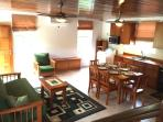 full kitchen, wifi, Air conditioning, washing machine, Flat screen TV/DVD