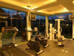 Samran Gardens On Site Fitness gym