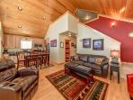 Cozy, New Cabin in Roslyn Ridge!  WiFi | Slps 7 | Seasonal Specials!
