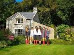 Glasfryn; Garden Cottage