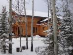 Peaceful winter getaway!