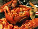 Le Portugal et c'est fruits de mer