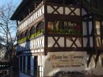 La Maison des tanneurs à la Petite-France