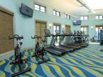 Fitness in Oasis Clubhouse