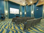 Cinema in Oasis Clubhouse