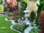 Unser Japangarten mit vielen unterschiedlichen Bonsai!