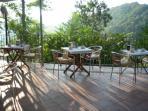 terrazzo colazioni