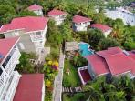 Welcome to the Vacation Club Villas overlooking Marigot Bay...