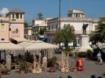 Tropea's main square