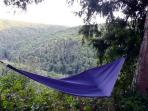 how about a rest with a great view ?