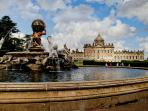 Stunning Castle Howard home to 'Brideshead Revisited' One of the many local attractions we offer