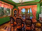 Venetian Dining Room!