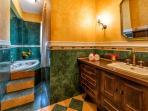 ...inspiring luxury in ensuite bathroom...