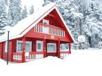 Beautiful all wooden Chalet Rachel in the heart of Borovets