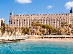 Croisette Carlton Hotel