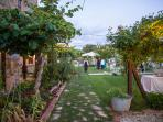 giardino officinale Abbazia dei Sette Frati - Agriturismo Fratres
