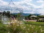 giardino Abbazia dei Sette Frati - Agriturismo Fratres
