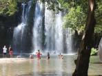 Public waterfalls