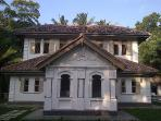Old Clove House, a fully renovated, restored and modernised traditional Sri Lankan house.