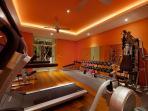 Villa Sangkachai Koh Samui - Fitness Room