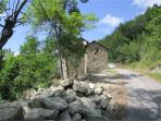 Lane to Villa Lucciola