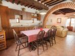 Il Bocciolo Kitchen/diner