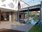 Villa Issi - Pool area