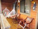 Cabana balcony