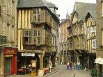 The historique town of Dinan