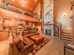Stunning Mountain Home! 4BR+Loft | 3BA | Sleeps 12 | 3-for-2 Special!