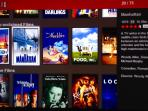 Enjoy over 2.000 films with the Netflix App on our 50' SMART TV!