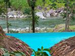 Ceiba Tree Lodge, jungle eco resort in Pico Bonito