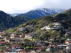 The studio is well located and easily accessible to the mountains and beautiful Cyprus villages!
