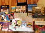 Maps & leaflets at your disposal - see our small Viennese library!